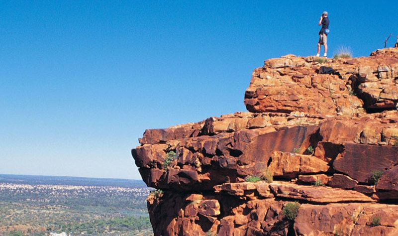 7 Day Luxury Ayers Rock Hiking